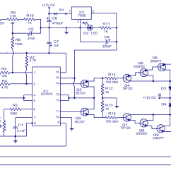 pwm inverter circuit based on sg3524 12v input 220v output 250w rh circuitstoday com simple inverter circuit diagram inverter air conditioner circuit  [ 1448 x 810 Pixel ]