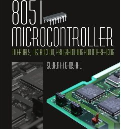 best 8051 micro controller book [ 875 x 1150 Pixel ]