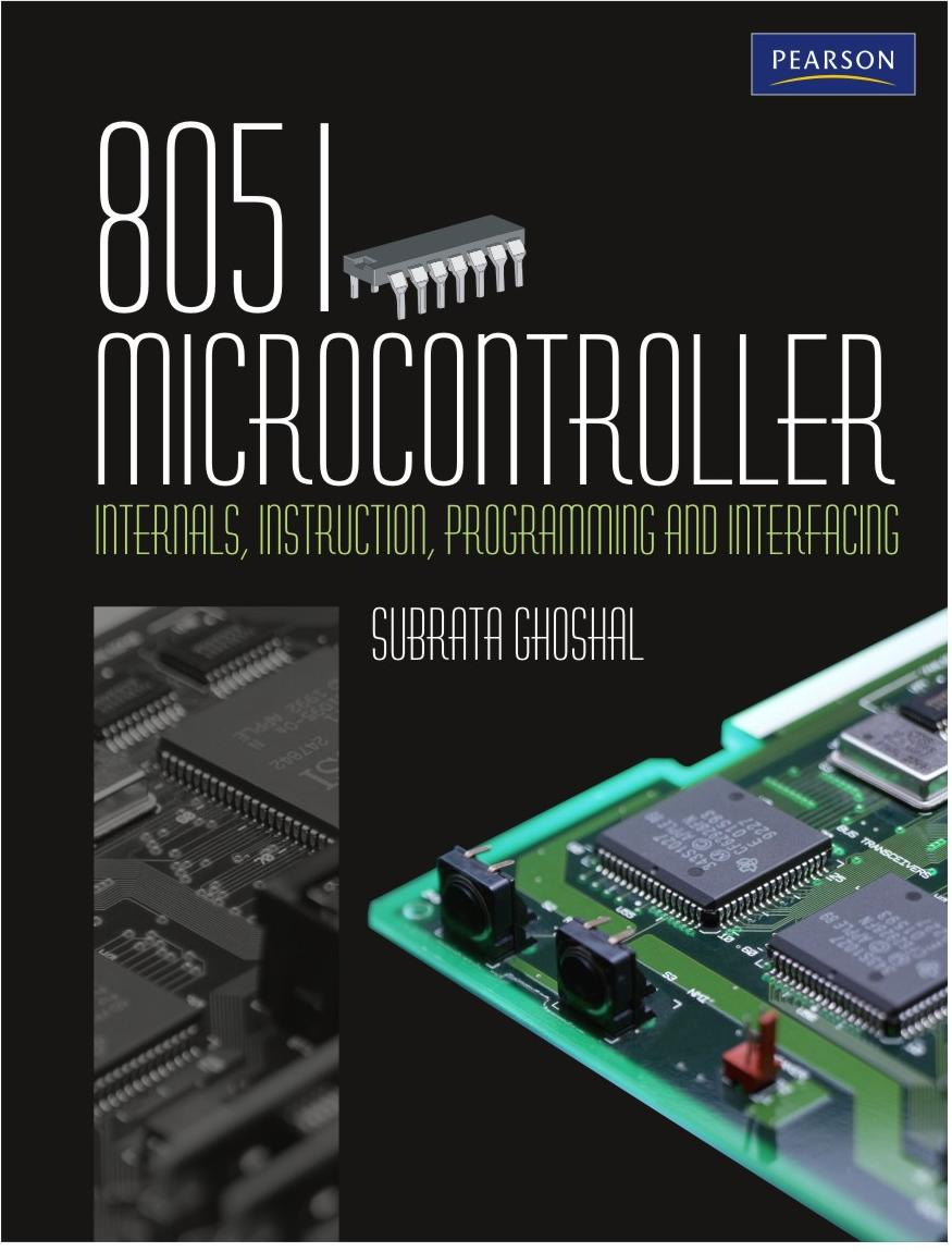 hight resolution of best 8051 micro controller book