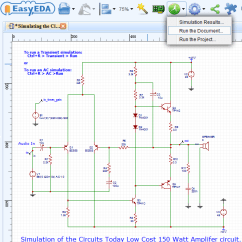 How To Draw A Circuit Diagram Ford 3600 Tractor Ignition Switch Wiring Pcb Layout And Simulate Online