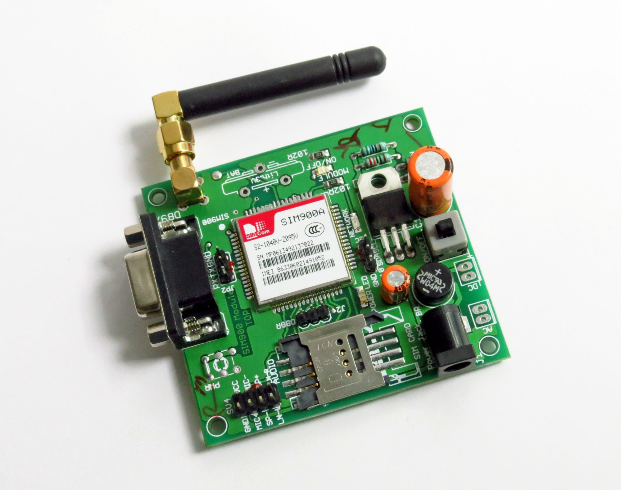 hight resolution of how to interface gsm module to 8051 micro controller send and receive sms