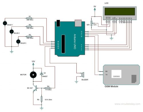 small resolution of circuit diagram arduino home automation
