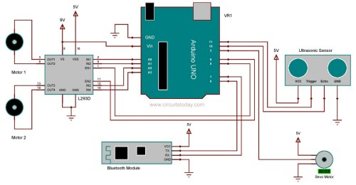 small resolution of circuit diagram robot arduino bluetooth module circuit