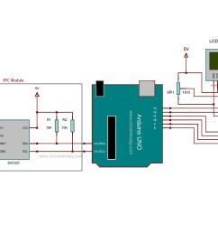 circuit diagram arduino real time clock [ 2832 x 1776 Pixel ]
