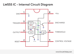 The History of 555 Timer IC  Story of Invention