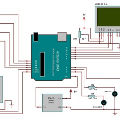 Sim Card Reader Circuit Diagram Honeywell Motorised Valve Wiring Rfid Based Attendance System Learn To Build Yourself