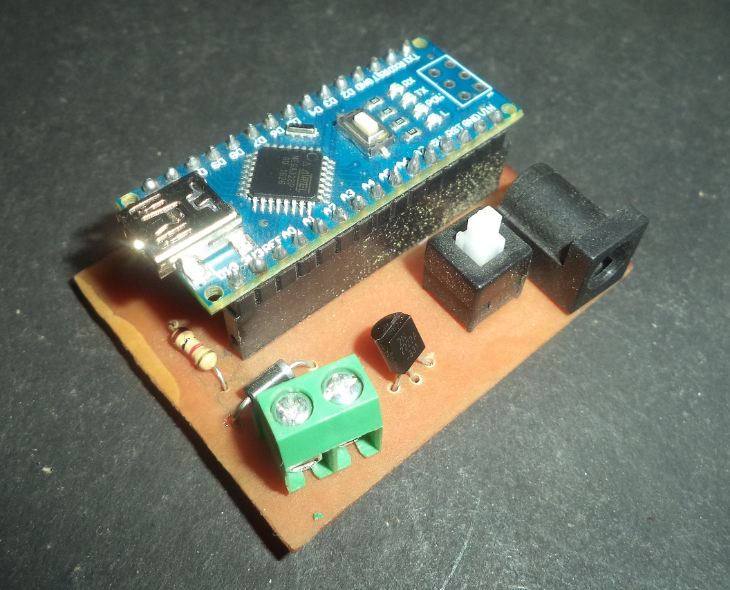 hight resolution of arduino pwm motor control