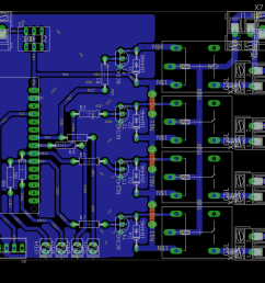 home remote control systems pcb [ 1435 x 1148 Pixel ]
