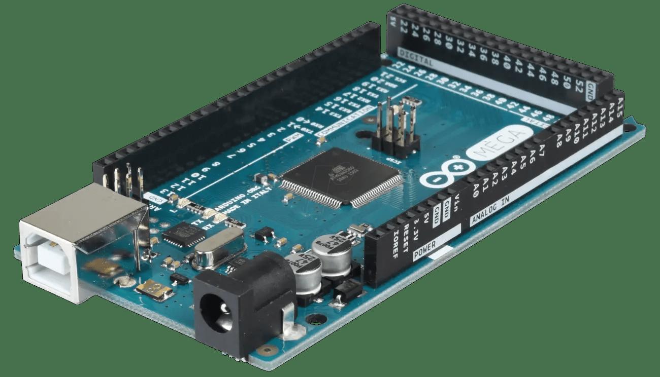 Arduino Mega 2560 Pinout