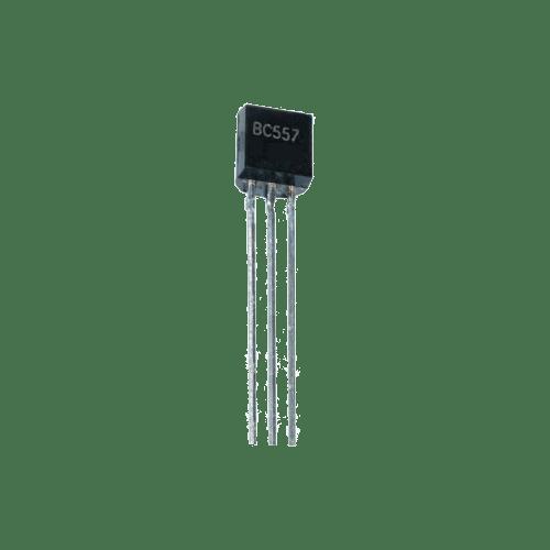 PNP Transistor BC557 - CircuitUncle - Buy in India