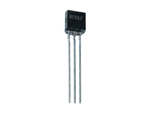 PNP Transistor BC557 (pack of 5) – Online India