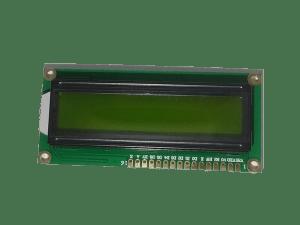 16×2-LCD Module (Green) – India