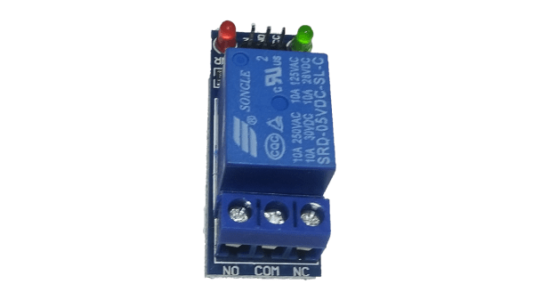 Single (1 channel) Relay (5V DC) Module - CircuitUncle - Buy in India