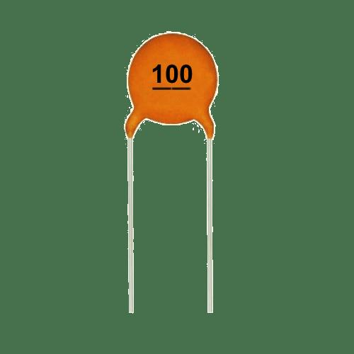 100pF Capacitor Ceramic- CircuitUncle - Buy in India