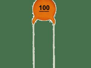 Capacitor 100pF (Pack of 5) Ceramic