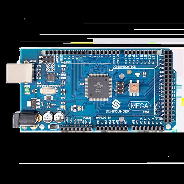 Arduino MEGA 2560 R3- CircuitUncle - Buy in India