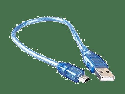USB Cable for Arduino NANO (USB Mini) - CircuitUncle - Buy in India