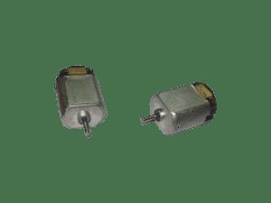 Mini Toy DC Motor (2 Pc) Flat Shaped – India