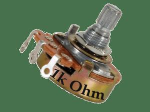 1k Ohm Potentiometer