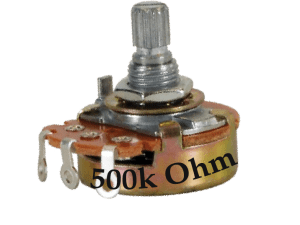 500k Ohm Potentiometer
