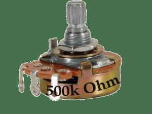 500k Ohm Potentiometer