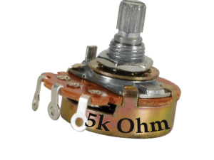 5k Ohm Potentiometer