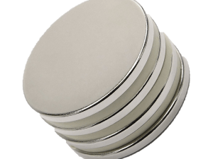 Neodymium Magnets (Pack of 4) Round – India