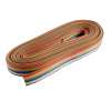 Multicolored Rainbow Wire (10 Colors) - Buy in India - CircuitUncle