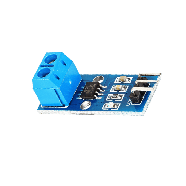 ACS 712 Current Sensor Module - Hall Effect Sensor - Buy online in India - Circuit Uncle