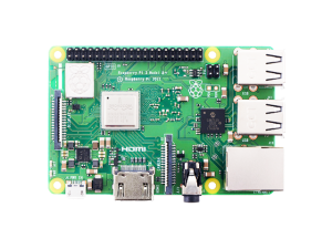 Raspberry Pi 3 Model B plus (RPi 3B+ buy in India)