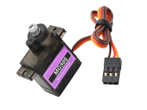 MG90S Micro Servo (Metallic Gear) Motor – India