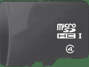 MicroSD Card for Raspberry Pi 3 and 4 (8, 16, 32 Gb)