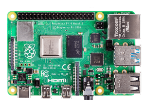 Raspberry Pi 4 Model B (RPi 4B buy in India)