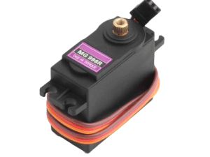 MG996R Servo Motor (Micro Metallic Gear) – India