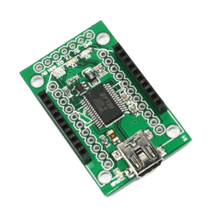 Xbee Zigbee Explorer Adapter with Mini USB - B Type Connector - Circuit Uncle - Buy online in India