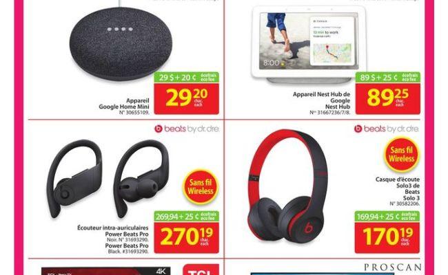 Circulaire Walmart Du Cyber Lundi 2019