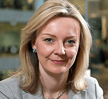 Secretary of State, Liz Truss