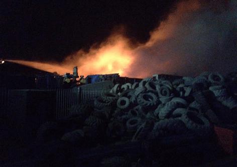 waste-tyre-fire