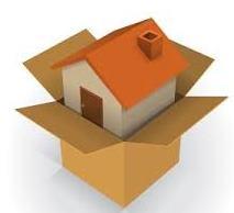 house inside box