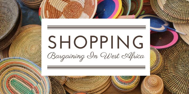 Bargaining in West Africa - Circumspecte