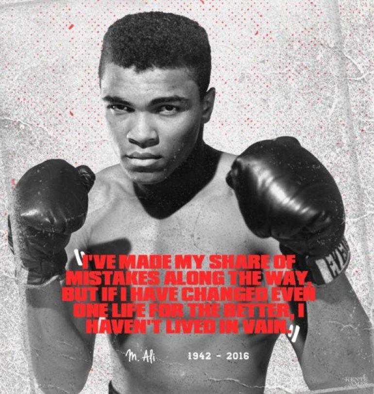 Muhammad Ali, The Greatest Boxing Champion
