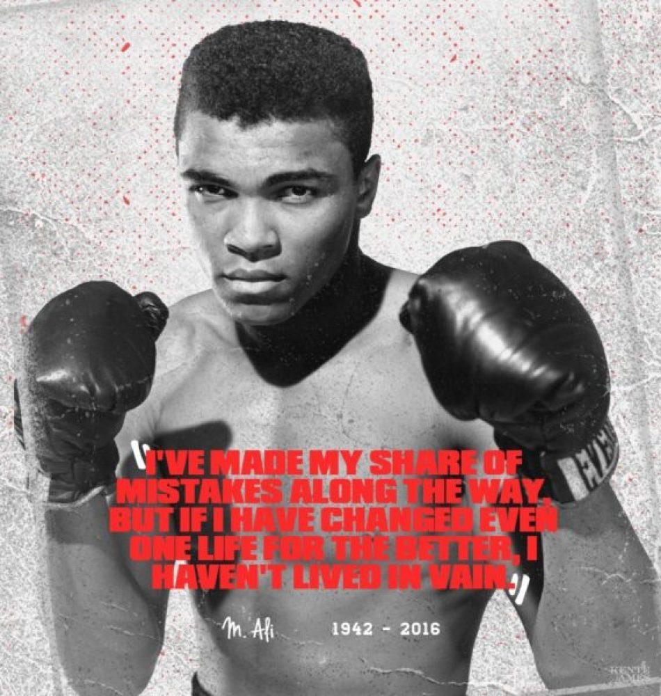 Muhammad Ali, The Greatest Boxing Champion