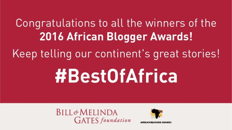 Africa's best blogs and content producers recognised by the Gates Foundation