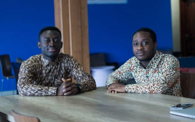 Richard Bempong and Andrew Bimpong are graduates of Ashesi University and co-founders of Workshed, an authentic coworking space in Accra.