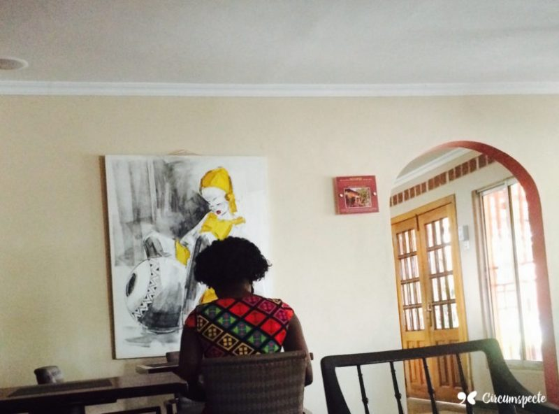 Started in 2000, Josie's Cuppa Cappucino is one of Accra's best coffee shops and a favorite option for eating out among the expatriate community. Credit: Jemila Abdulai