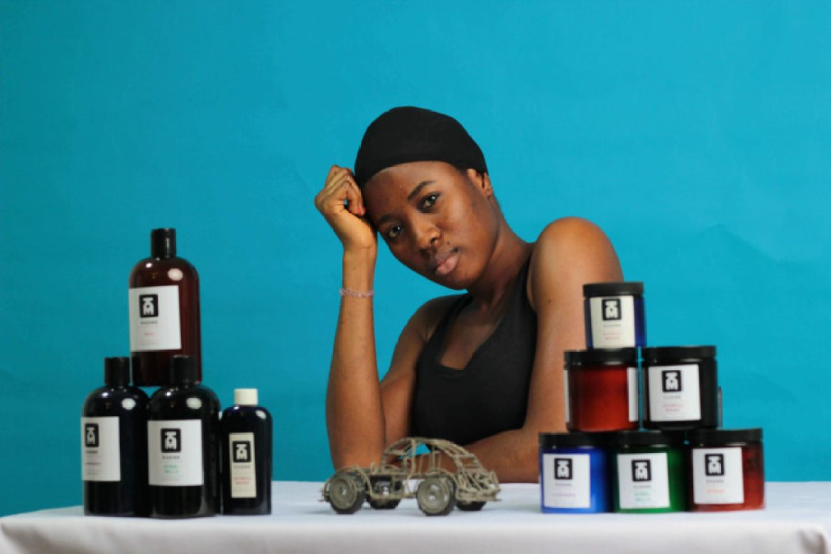 Kaeme - Shea Butter and Black Soap Products