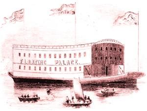 The Floating Palace - Le Cirque en France en 1852
