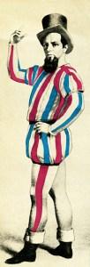 Dan Rice - Cirque en 1852
