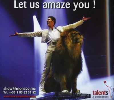 Agence artistique talents & productions - Encyclopédie du Cirque
