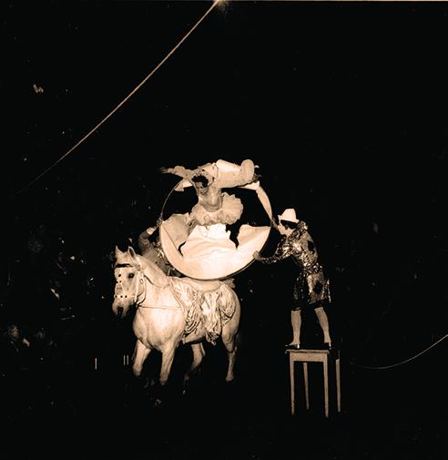 Photographies de Cirque de Pierre J. Dannès